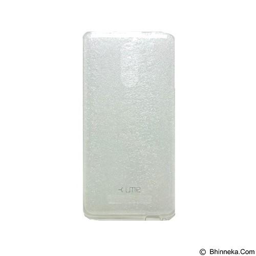 UME Ultra Fit Air Silicon Soft Case Xiaomi Redmi Note 3 - Clear - Casing Handphone / Case