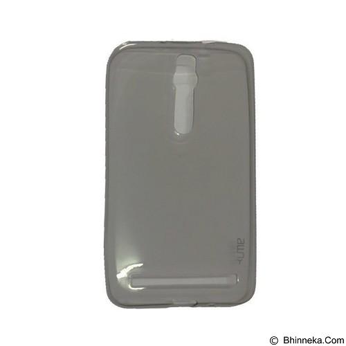 UME UltraThin Softcase for Asus Zenfone 2 5.5Inch/ZE550ML/ZE551ML - Black (Merchant) - Casing Handphone / Case
