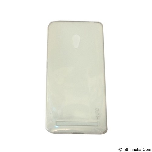 UME UltraThin Softcase for Asus Zenfone 6 - Transparent (Merchant) - Casing Handphone / Case