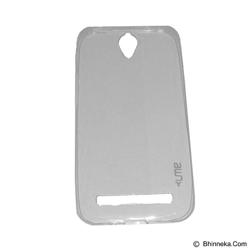 UME UltraThin Softcase for Asus Zenfone Go 4.5/ZC451TG - Transparent (Merchant) - Casing Handphone / Case