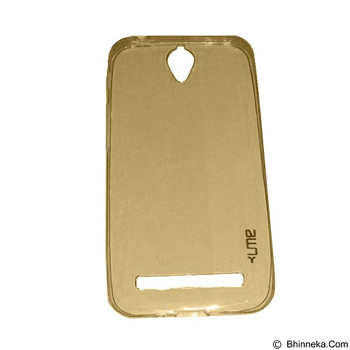 UME UltraThin Softcase for Asus Zenfone Go 4.5/ZC451TG - Yellow (Merchant) - Casing Handphone / Case