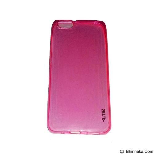 UME UltraThin Softcase for Huawei Honor 4X - Pink (Merchant) - Casing Handphone / Case