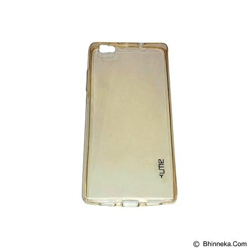 UME UltraThin Softcase for Huawei P8 Lite - Gold (Merchant) - Casing Handphone / Case