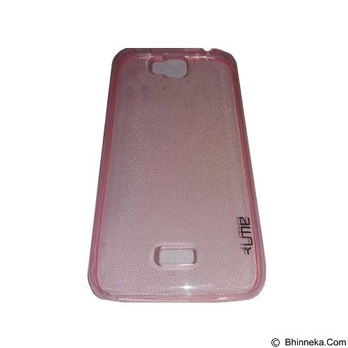 UME UltraThin Softcase for Huawei Y5C - Pink (Merchant) - Casing Handphone / Case
