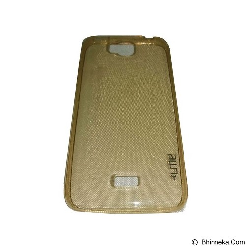UME UltraThin Softcase for Huawei Y5C - Yellow (Merchant) - Casing Handphone / Case