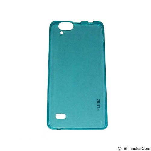 UME UltraThin Softcase for Infinix Hot3/ X553 - Blue (Merchant) - Casing Handphone / Case