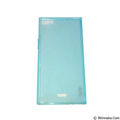 UME UltraThin Softcase for Infinix Zero3/ X552 - Blue (Merchant) - Casing Handphone / Case