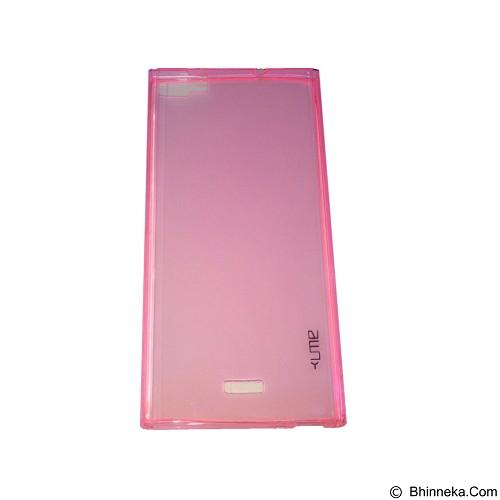 UME UltraThin Softcase for Infinix Zero3/ X552 - Pink (Merchant) - Casing Handphone / Case