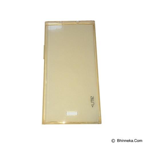 UME UltraThin Softcase for Infinix Zero3/ X552 - Yellow (Merchant) - Casing Handphone / Case