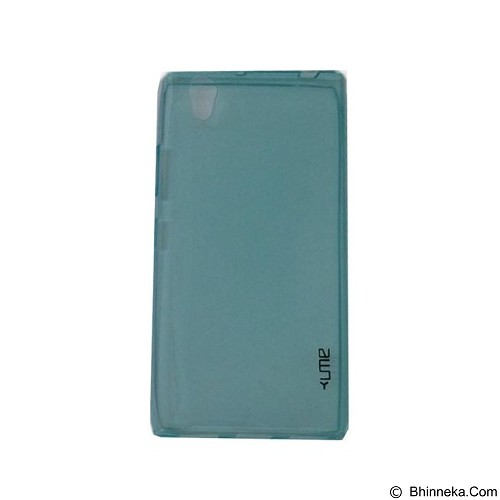 UME UltraThin Softcase for Lenovo P70 - Blue (Merchant) - Casing Handphone / Case