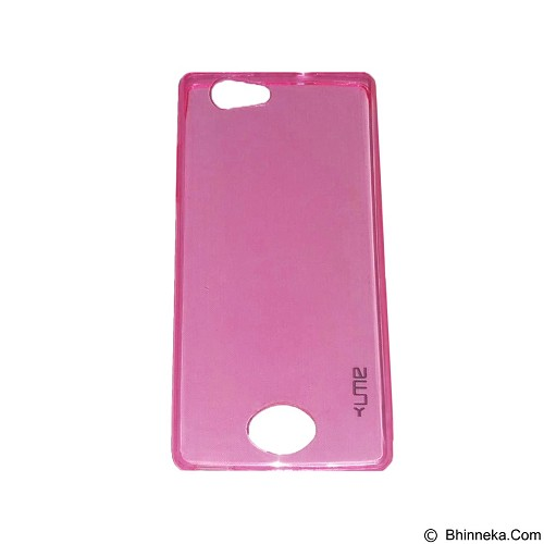 UME UltraThin Softcase for Oppo A31T/Neo 5 - Pink (Merchant) - Casing Handphone / Case