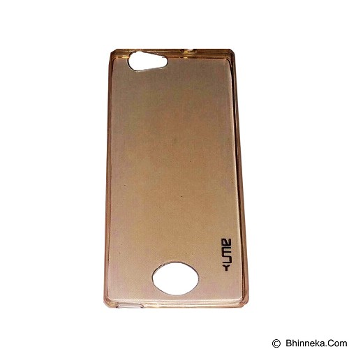 UME UltraThin Softcase for Oppo A31T/Neo 5 - Yellow (Merchant) - Casing Handphone / Case
