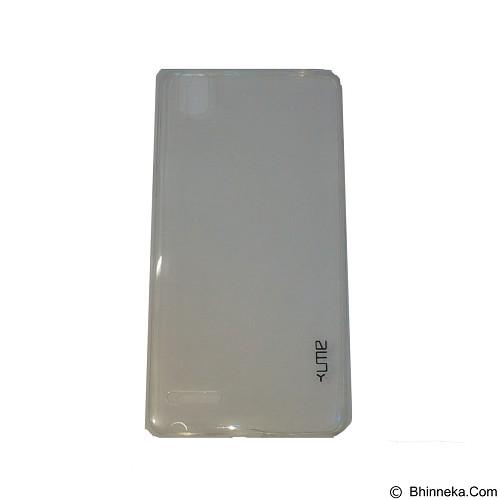 UME UltraThin Softcase for Oppo A35/F1 - Transparent (Merchant) - Casing Handphone / Case