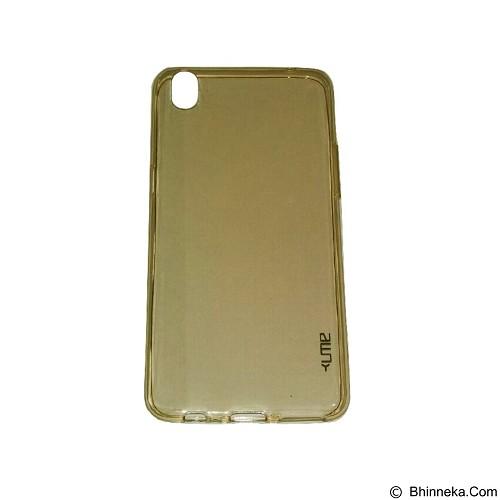 UME UltraThin Softcase for Oppo R9 /F1 Plus - Gold (Merchant) - Casing Handphone / Case