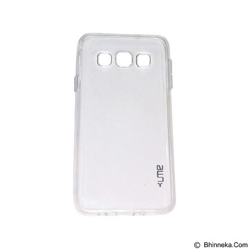 UME UltraThin Softcase for Samsung  Galaxy A3/A300 - Transparent (Merchant) - Casing Handphone / Case