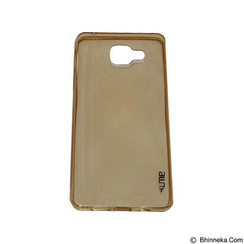 UME UltraThin Softcase for Samsung Galaxy A710 - Yellow (Merchant) - Casing Handphone / Case