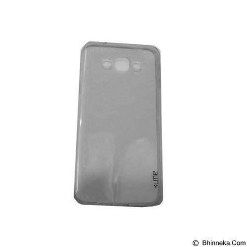 UME UltraThin Softcase for Samsung Galaxy A8 - Black (Merchant) - Casing Handphone / Case