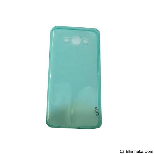 UME UltraThin Softcase for Samsung Galaxy A8 - Blue (Merchant) - Casing Handphone / Case