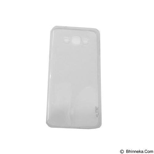 UME UltraThin Softcase for Samsung Galaxy A8 - Transparent (Merchant) - Casing Handphone / Case
