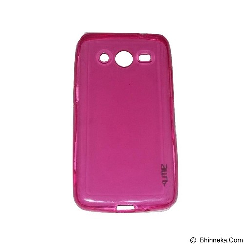 UME UltraThin Softcase for Samsung Galaxy G355H/Core 2 - Pink (Merchant) - Casing Handphone / Case