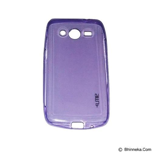 UME UltraThin Softcase for Samsung Galaxy G355H/Core 2 - Purple (Merchant) - Casing Handphone / Case
