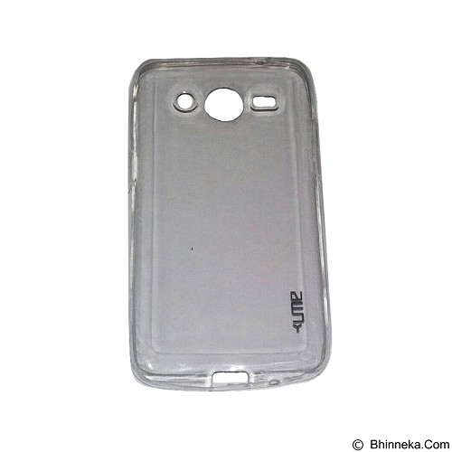 UME UltraThin Softcase for Samsung Galaxy G355H/Core 2 - Transparent (Merchant) - Casing Handphone / Case
