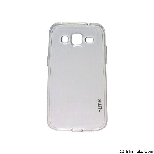 UME UltraThin Softcase for Samsung Galaxy G3608/Core Prime - White (Merchant) - Casing Handphone / Case