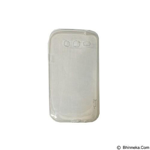 UME UltraThin Softcase for Samsung Galaxy G7200/Grand 3 - Transparent (Merchant) - Casing Handphone / Case