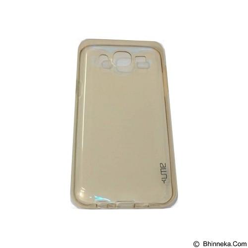 UME UltraThin Softcase for Samsung Galaxy J5 2016 - Yellow (Merchant) - Casing Handphone / Case
