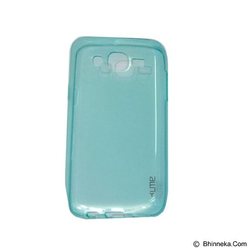 UME UltraThin Softcase for Samsung Galaxy J7 2016 - Blue (Merchant) - Casing Handphone / Case