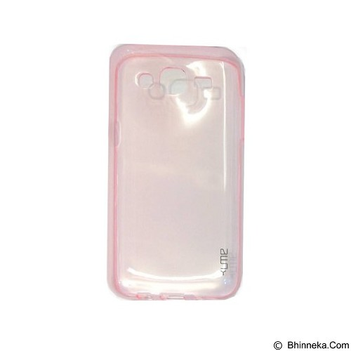 UME UltraThin Softcase for Samsung Galaxy J7 2016 - Pink (Merchant) - Casing Handphone / Case