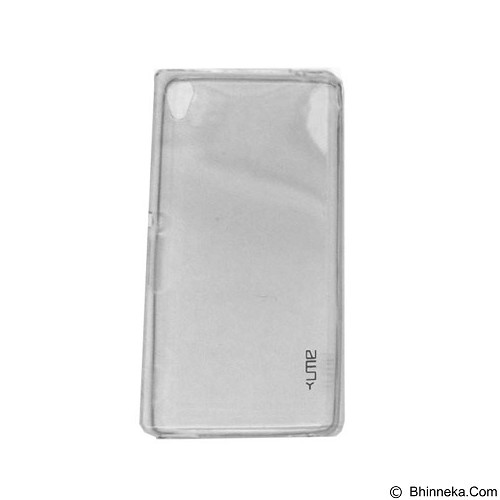 UME UltraThin Softcase for Sony Xperia M4 - Transparent (Merchant) - Casing Handphone / Case