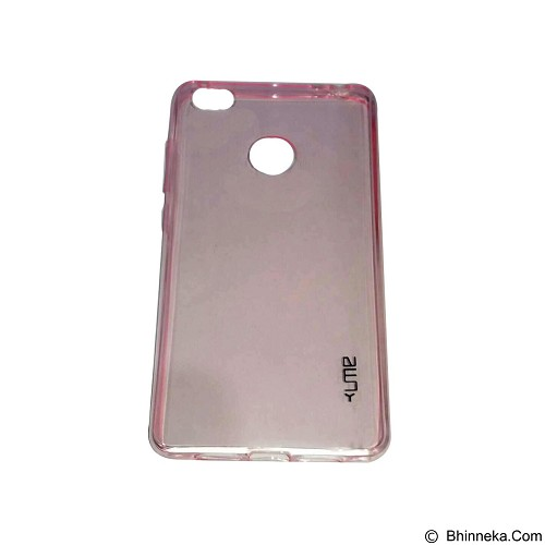 UME UltraThin Softcase for Xiaomi Mi 4S - Pink (Merchant) - Casing Handphone / Case