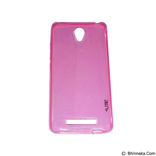UME UltraThin Softcase for Xiaomi Redmi Note 2 - Pink (Merchant) - Casing Handphone / Case