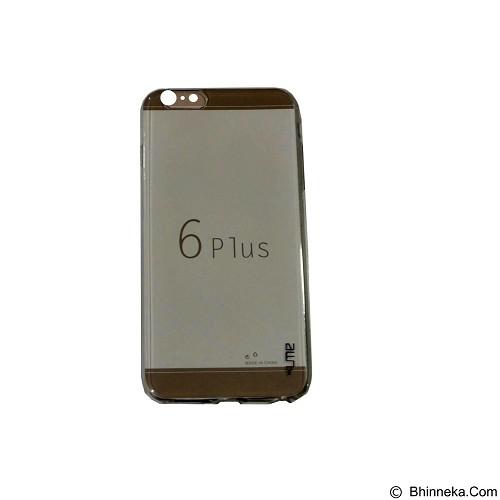 UME UltraThin Softcase for iPhone 6 Plus / 6S / 6 5.5 Inch - Black (Merchant) - Casing Handphone / Case