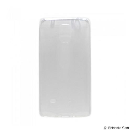 UME Ultrathin Air Case 0.3mm Samsung Galaxy Note 4 N9100 - Clear - Casing Handphone / Case