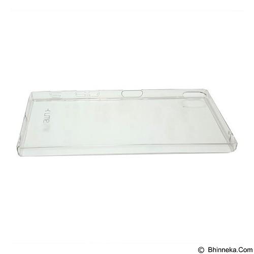 UME Ultrathin Slim Hard Case Sony Xperia Z5 - Clear - Casing Handphone / Case