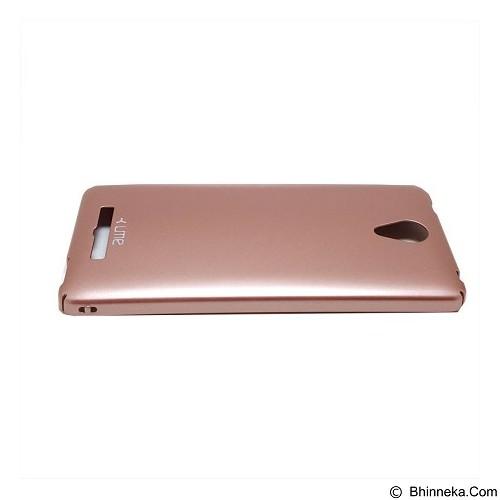 UME Ultrathin Slim Hard Case Xiaomi Redmi Note 2 Rose - Gold - Casing Handphone / Case