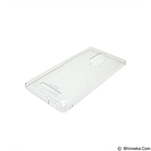 UME Ultrathin Slim Hard Case Xiaomi Redmi Note 3 - Clear - Casing Handphone / Case
