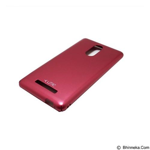 UME Ultrathin Slim Hard Case Xiaomi Redmi Note 3 - Red - Casing Handphone / Case