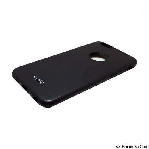 UME Ultrathin Slim Hard Case iPhone 6/6s - Black - Casing Handphone / Case