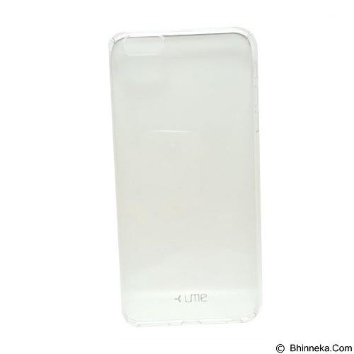UME Ultrathin Slim Hard Case iPhone 6 Plus/6s Plus - Clear - Casing Handphone / Case