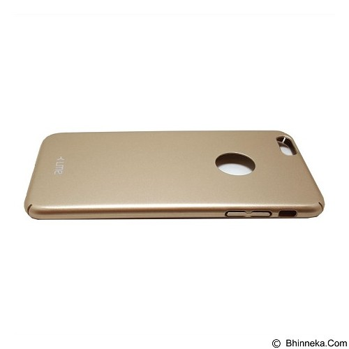UME Ultrathin Slim Hard Case iPhone 6 Plus/6s Plus - Gold - Casing Handphone / Case