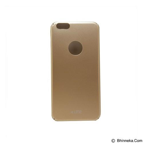 UME Ultrathin Slim Hard Case iPhone 6 Plus/6s Plus - Gold - Casing Handphone / Case