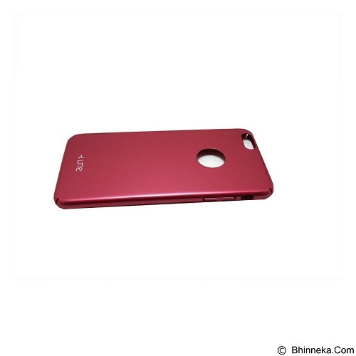 UME Ultrathin Slim Hard Case iPhone 6 Plus/6s Plus - Red - Casing Handphone / Case