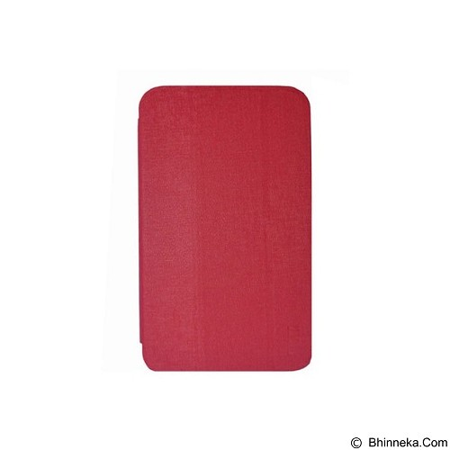 UME Vista Cover Samsung Galaxy Tab 3 7inch - Red - Casing Tablet / Case