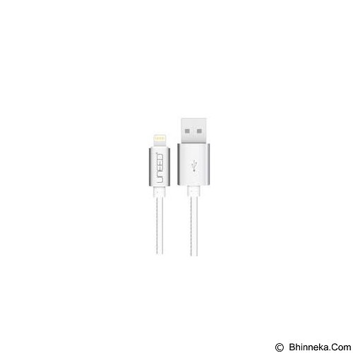 UNEED Cable Charger And Data Lightning 1M [UCB10I] - White - Cable / Connector Usb