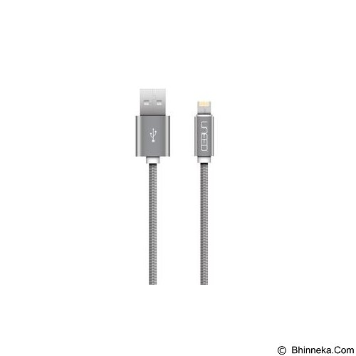 UNEED Cable Charger And Data Micro and Lightning [UCB07MI] - Grey - Cable / Connector Usb