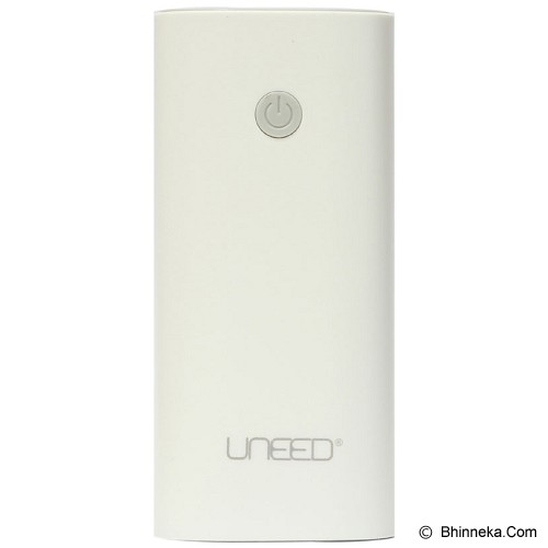 UNEED Powerbank ECO Series 5600 mAh - White - Portable Charger / Power Bank