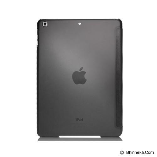 UNIEA Lucid Translucent for Apple iPad Air - Black - Casing Tablet / Case